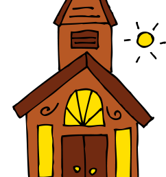 church clipart cute [ 3638 x 6764 Pixel ]