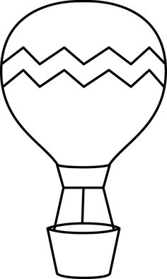 Free Balloon Template Cliparts, Download Free Clip Art
