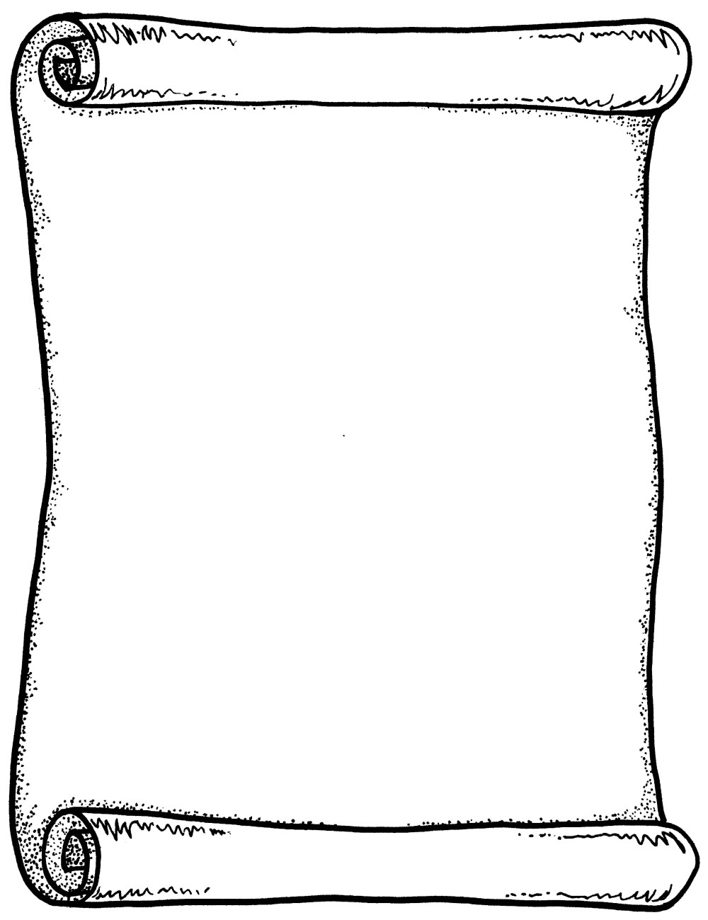 medium resolution of scroll clipart