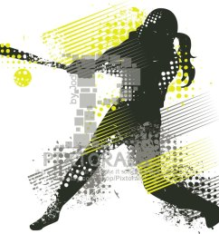 grunge softball cliparts 3043487 license personal use  [ 1200 x 927 Pixel ]