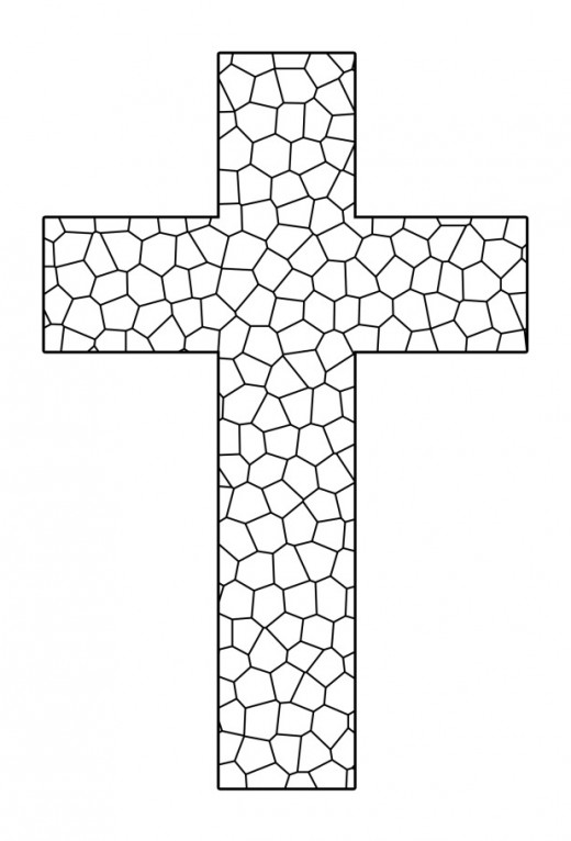 Free Mosaic Cross Cliparts, Download Free Clip Art, Free