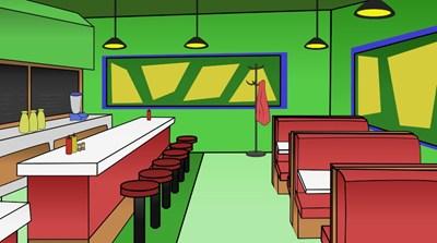 restaurant background clipart Clip Art Library