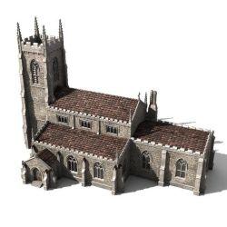 minecraft medieval church Clip Art Library
