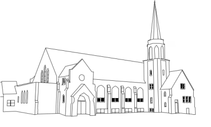 church outline medieval clipart template clip pages coloring sketch iglesia library cliparts cristo ni windmill colouring vector designs clker tent