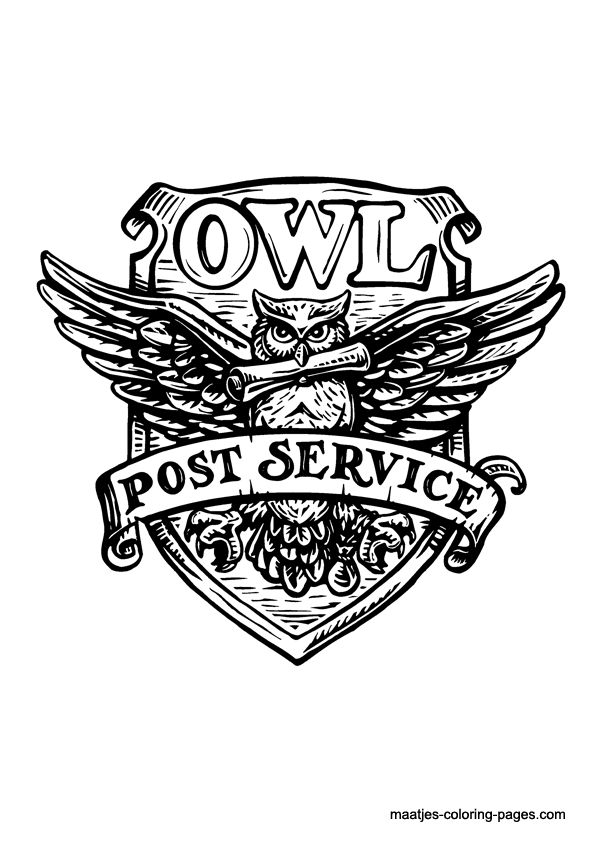 Free Owl Post Cliparts, Download Free Clip Art, Free Clip