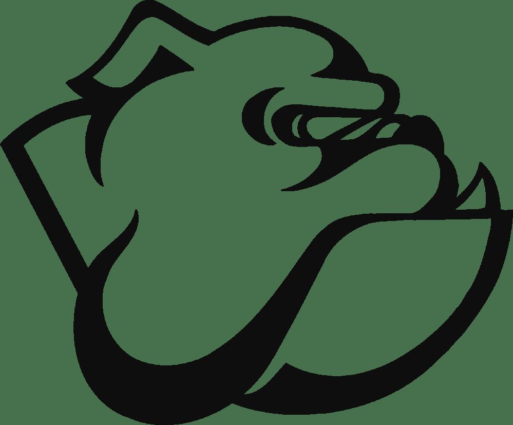 medium resolution of garfield bulldog clipart