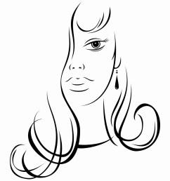 free women cliparts designs download free clip art free clip art jpg 1600x1600 clipart woman sketch [ 1600 x 1600 Pixel ]