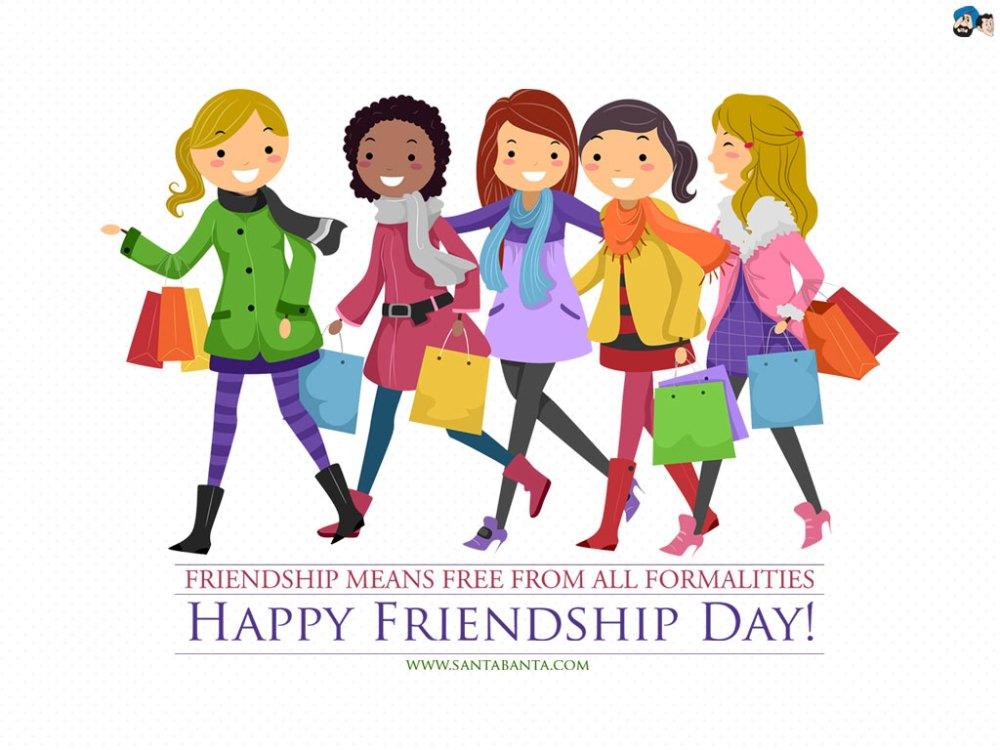 medium resolution of friend day clipart free