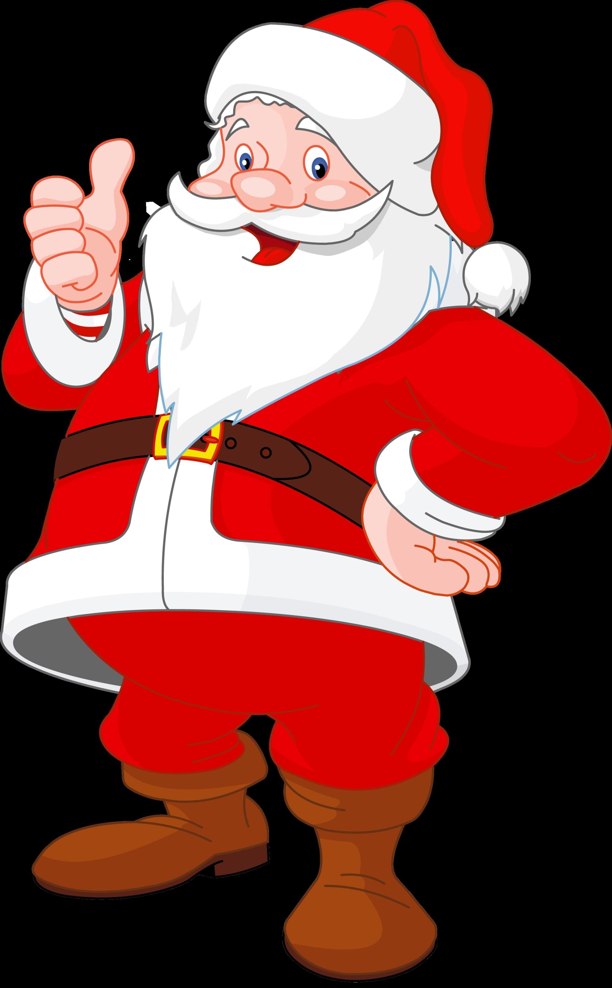 hight resolution of santa claus wrestling clipart santa