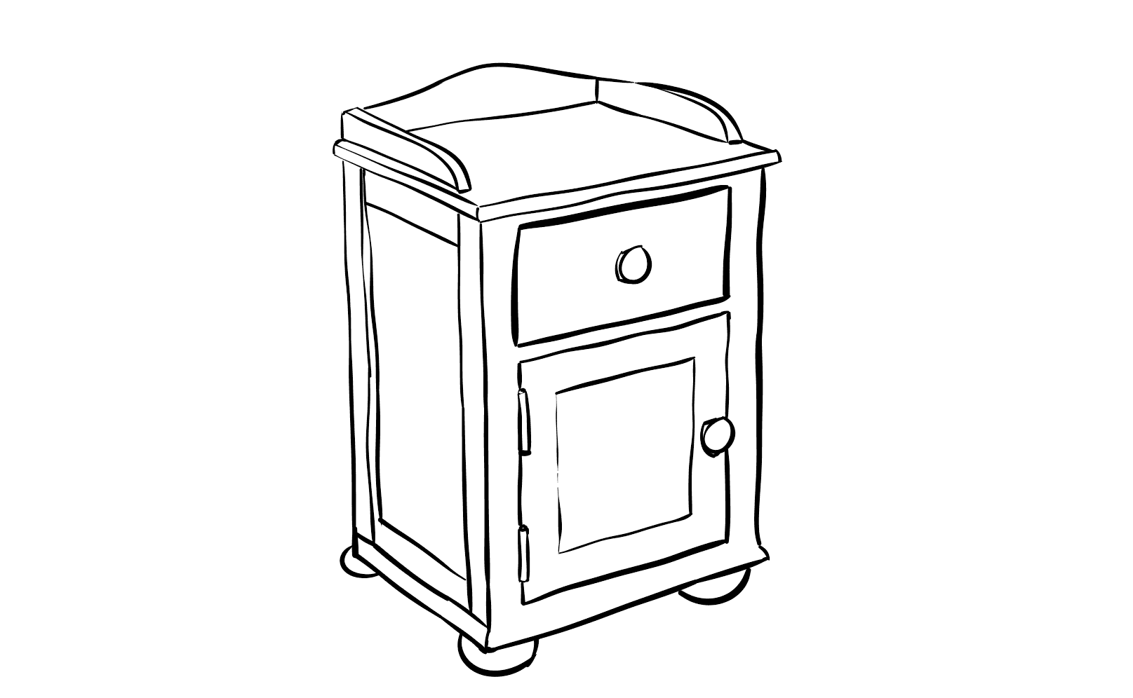 Free Bedside Table Cliparts, Download Free Clip Art, Free
