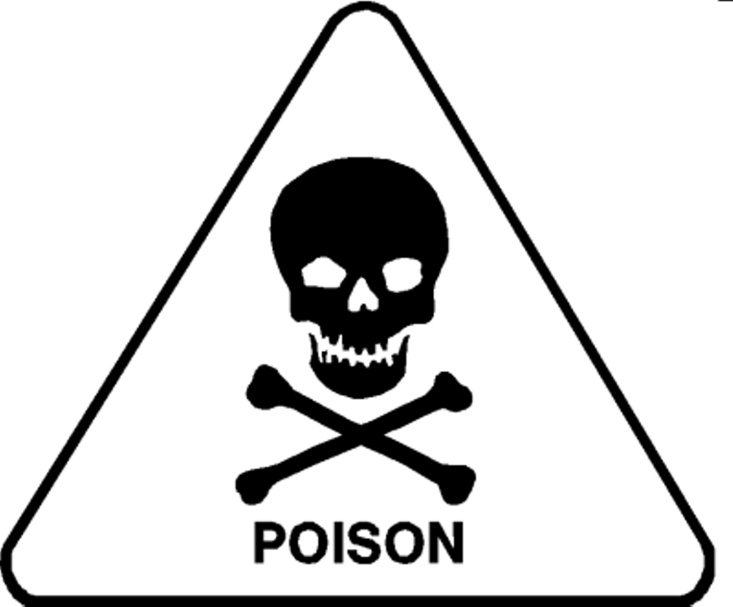 Free Poisonous Chemicals Cliparts Download Free Clip Art