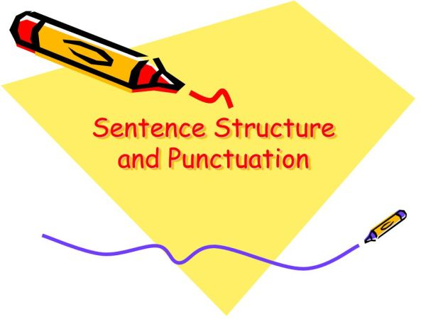 Free Sentence Punctuation Cliparts Download Free Clip Art