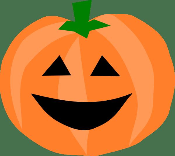 free pumpkin face cliparts