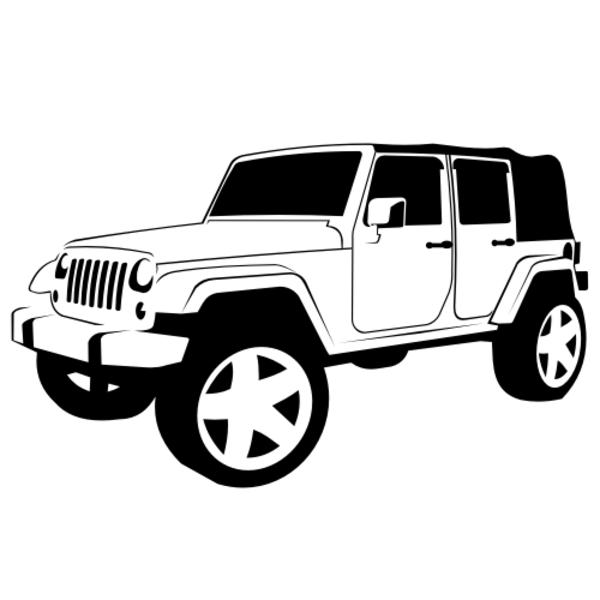 Free Jeep Car Cliparts, Download Free Clip Art, Free Clip