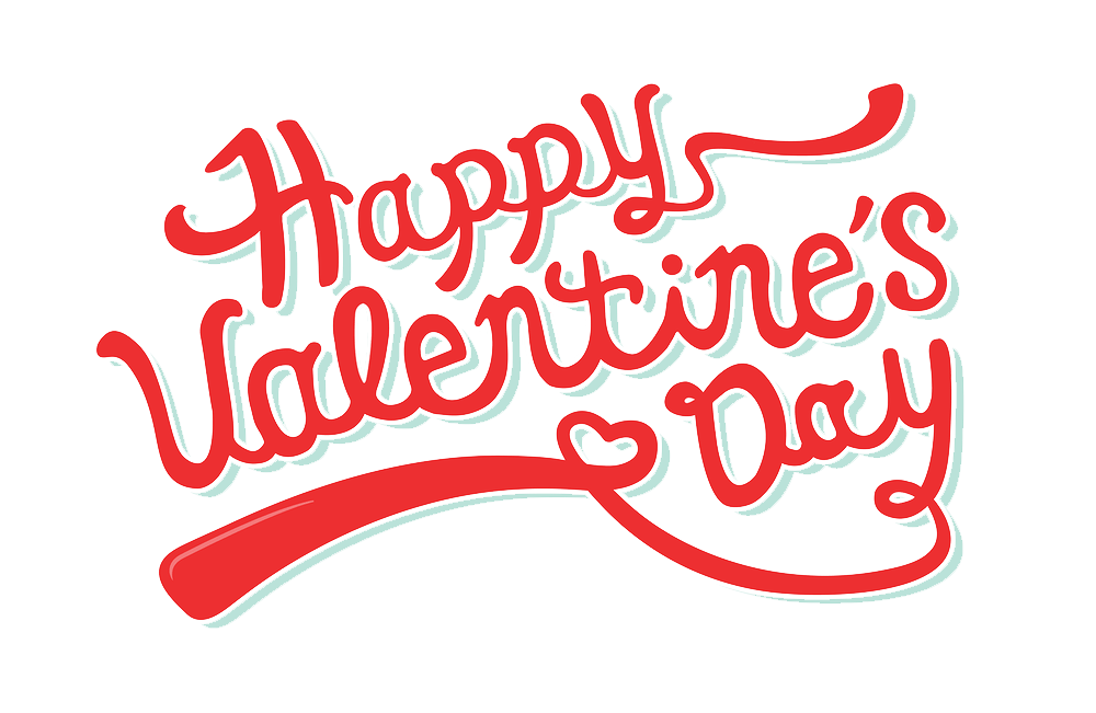 Happy Valentines Day PNG Image Clip Art Library