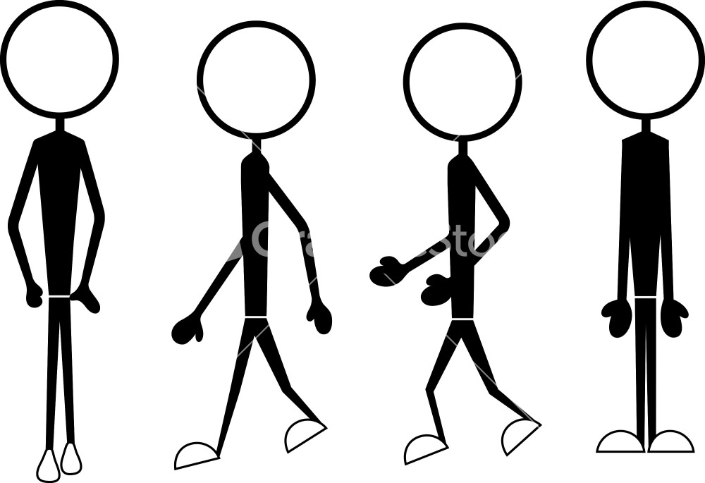 Free Stick Figure Graphic, Download Free Clip Art, Free
