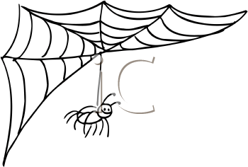 Free Cartoon Pictures Of Spider Webs, Download Free Clip