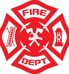 images for fire department logo vector [ 1050 x 1050 Pixel ]