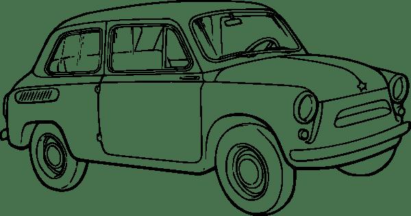 Free Old Car Cartoon, Download Free Clip Art, Free Clip