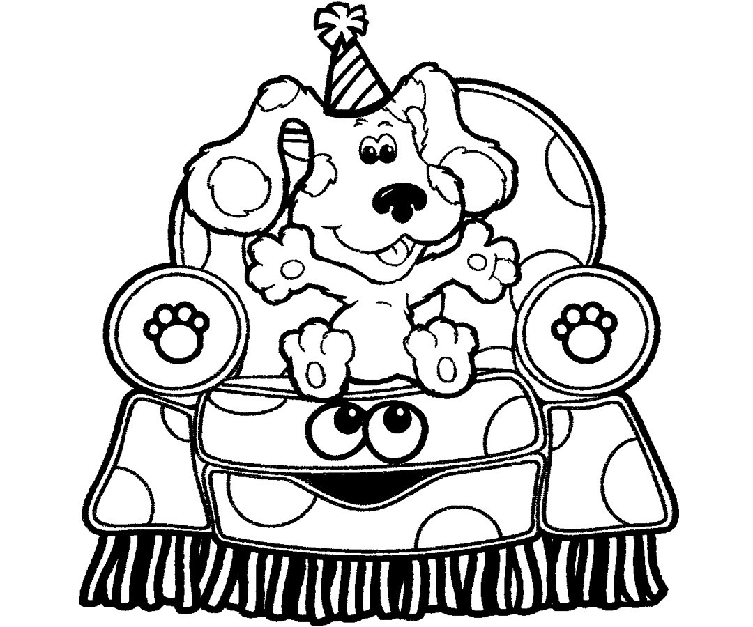 Free Blues Clues Clipart Download Free Clip Art Free