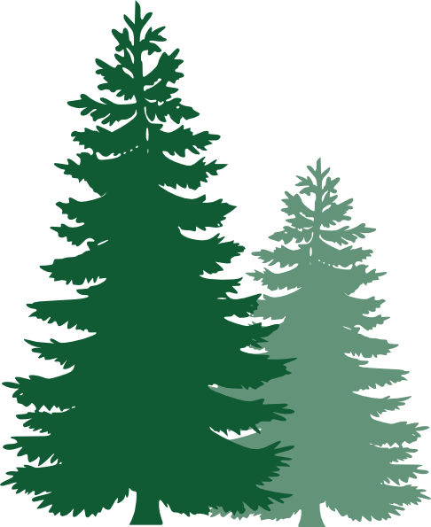 Pine Tree Clip Art Free : Library