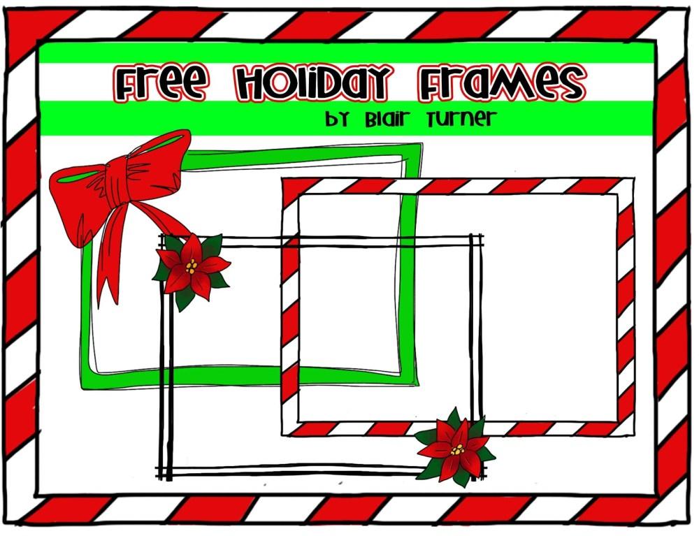 medium resolution of free christmas clip art borders frames www