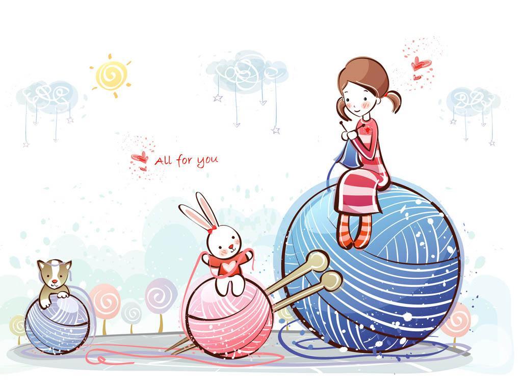 Sweet Girl Cartoon Wallpaper Free Couple Cartoons Download Free Clip Art Free Clip