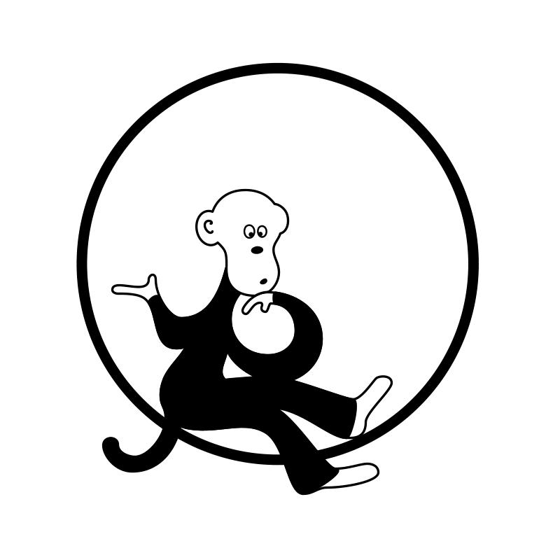 Free Sad Monkey Face, Download Free Clip Art, Free Clip