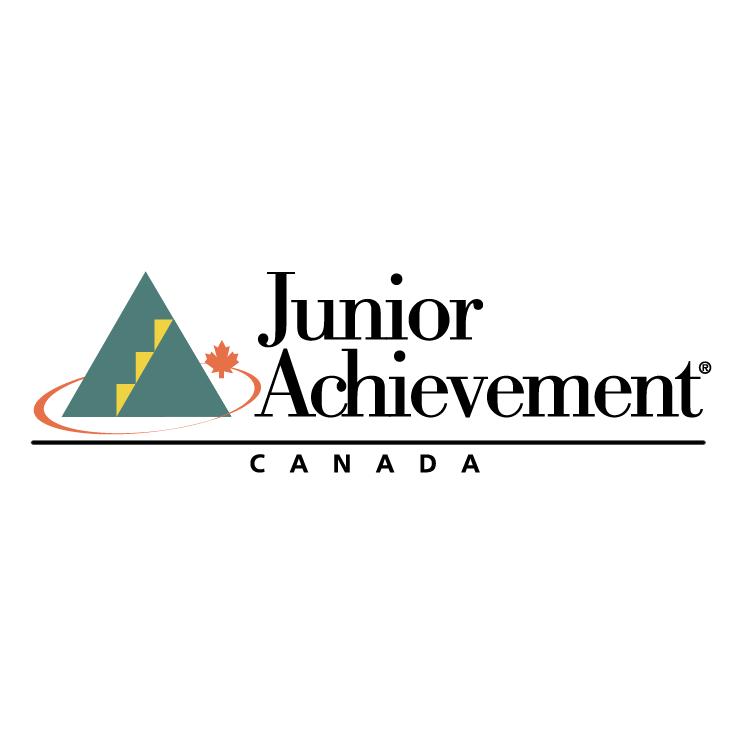 Junior achievement canada Free Vector