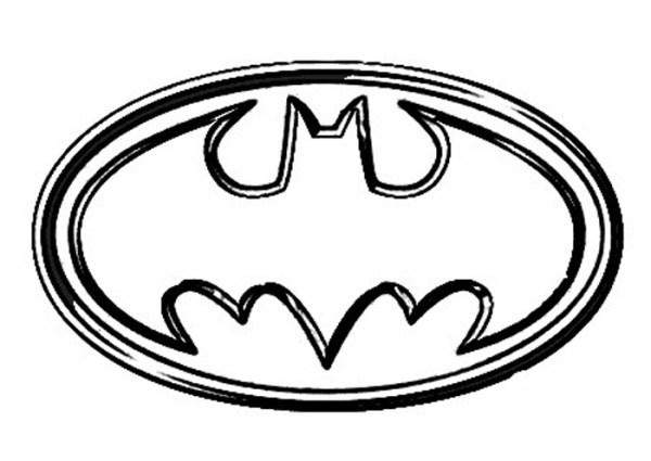 batman printable coloring pages # 15