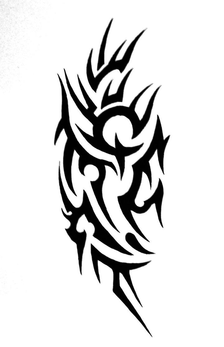 Free Tattoo Tribal, Download Free Clip Art, Free Clip Art