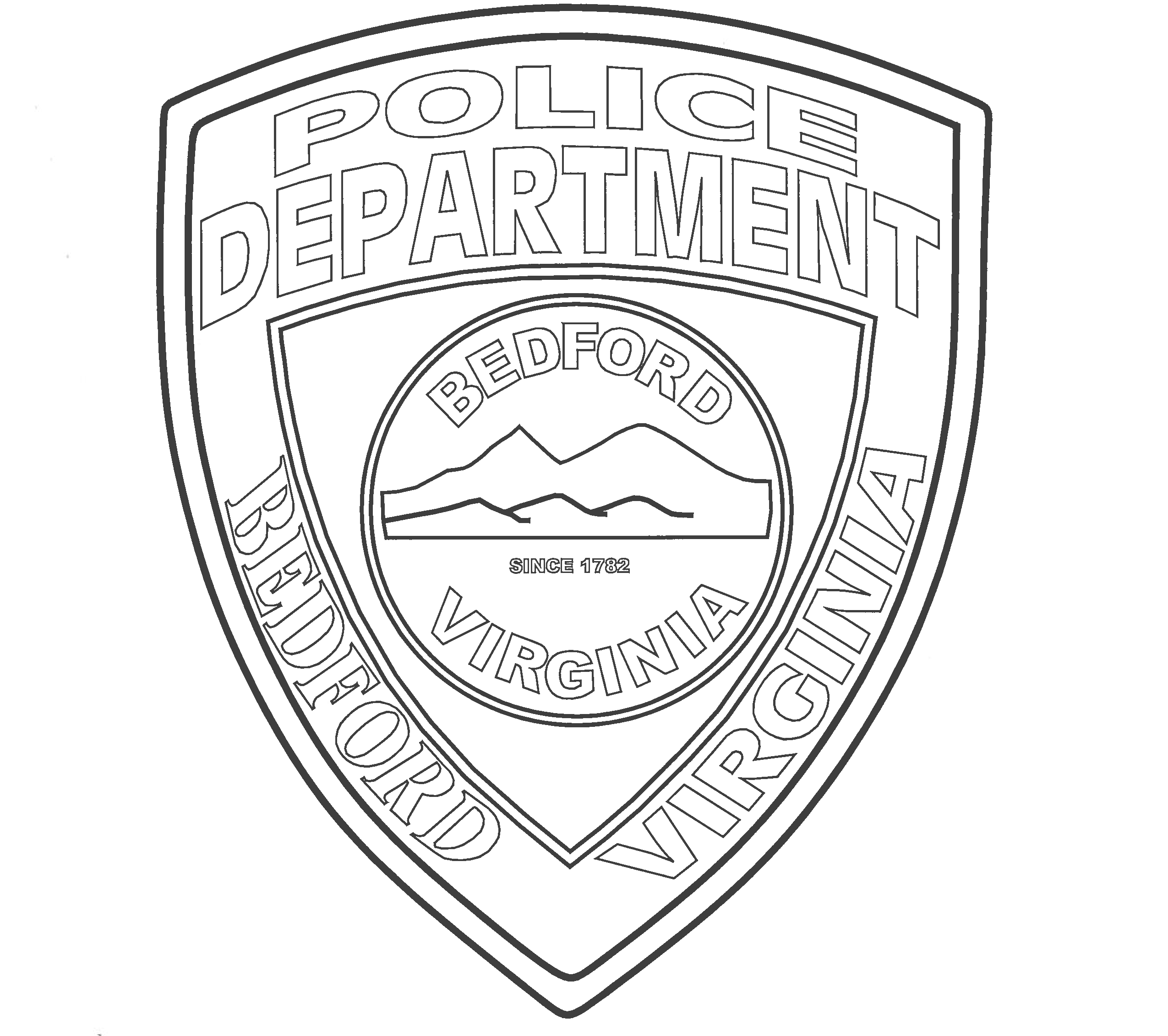 Free Police Badge Template, Download Free Clip Art, Free