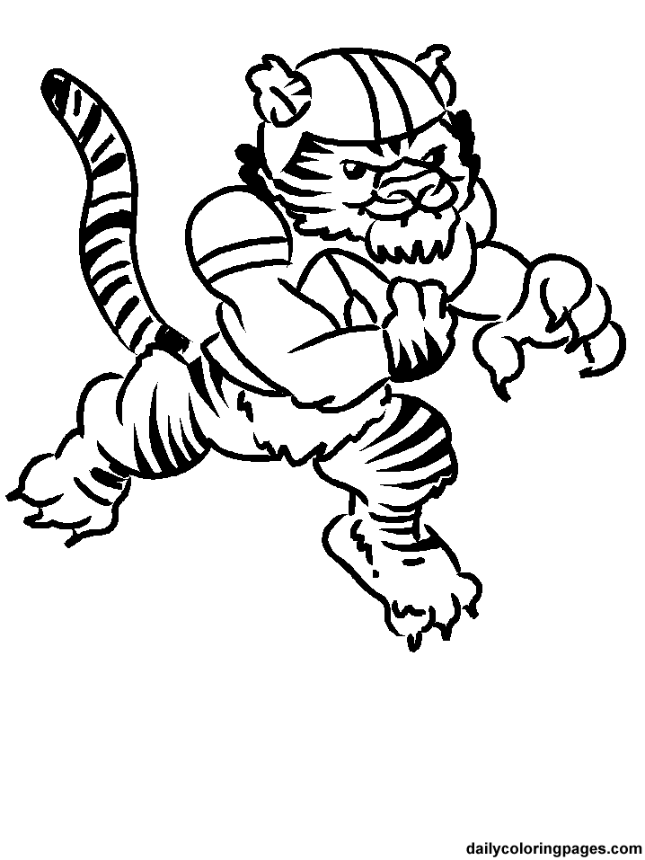 Free Pictures Of Cartoon Tigers, Download Free Clip Art