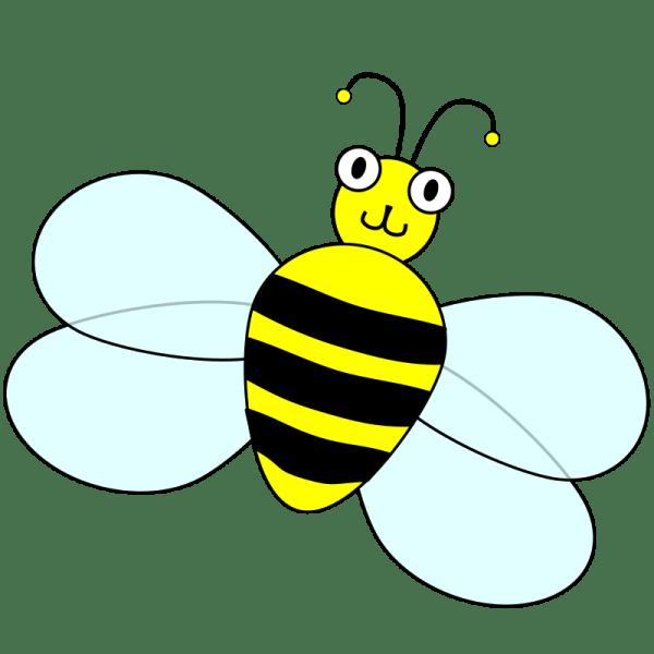 free bumble bee cartoon