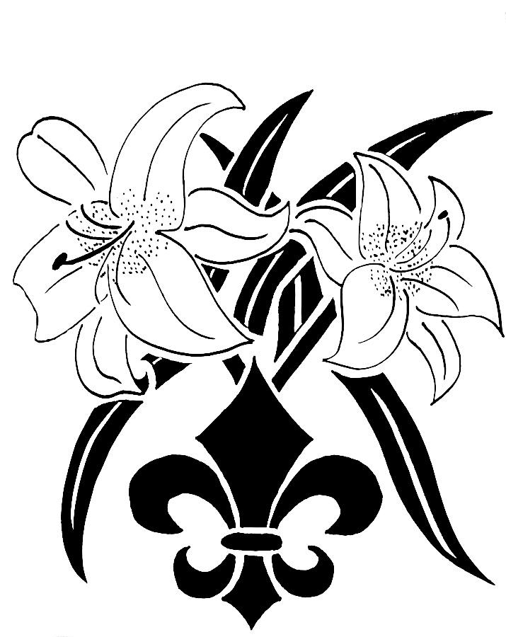 Simple Flower Tattoo Designs Becuo