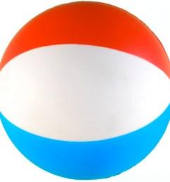 beach ball squeezie stress reliever custom printed beach ball [ 1064 x 1056 Pixel ]