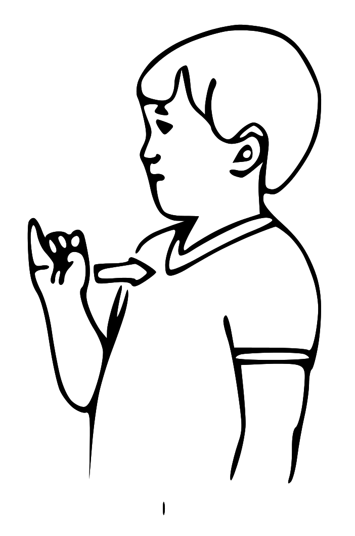 Free Sign Language Clipart, Download Free Clip Art, Free