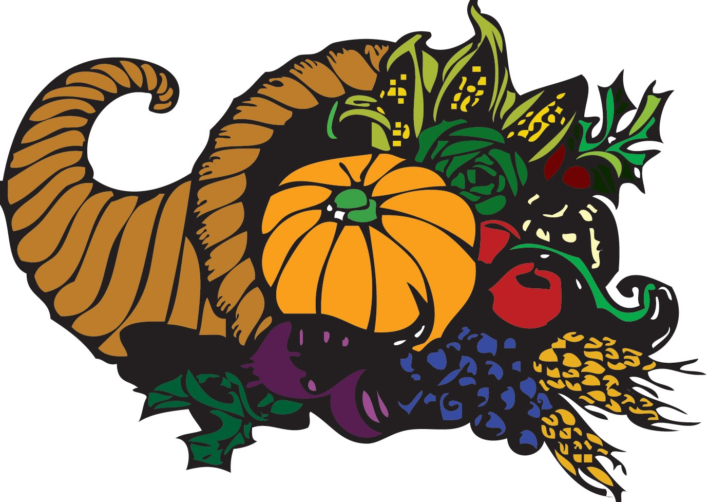 hight resolution of thanksgiving clipart images