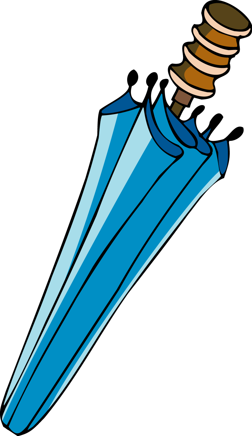 Umbrella Clipart : umbrella, clipart, Umbrella, Closed, Library