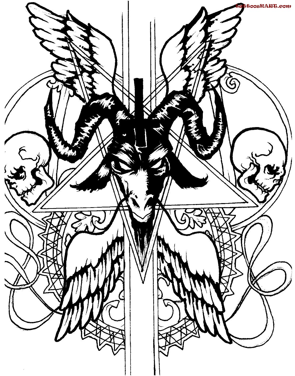 Free Evil Girl Tattoos Download Free Clip Art Free Clip