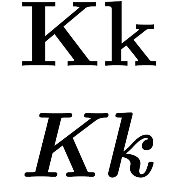 Free Letter K, Download Free Clip Art, Free Clip Art on