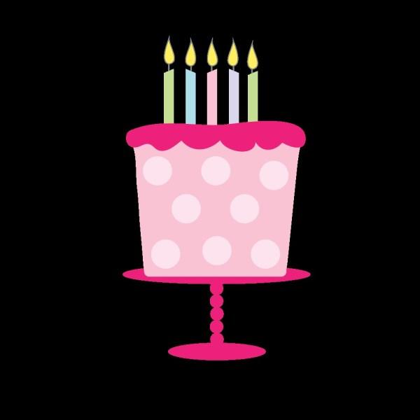 Animated Birthday Cake Clip Art
