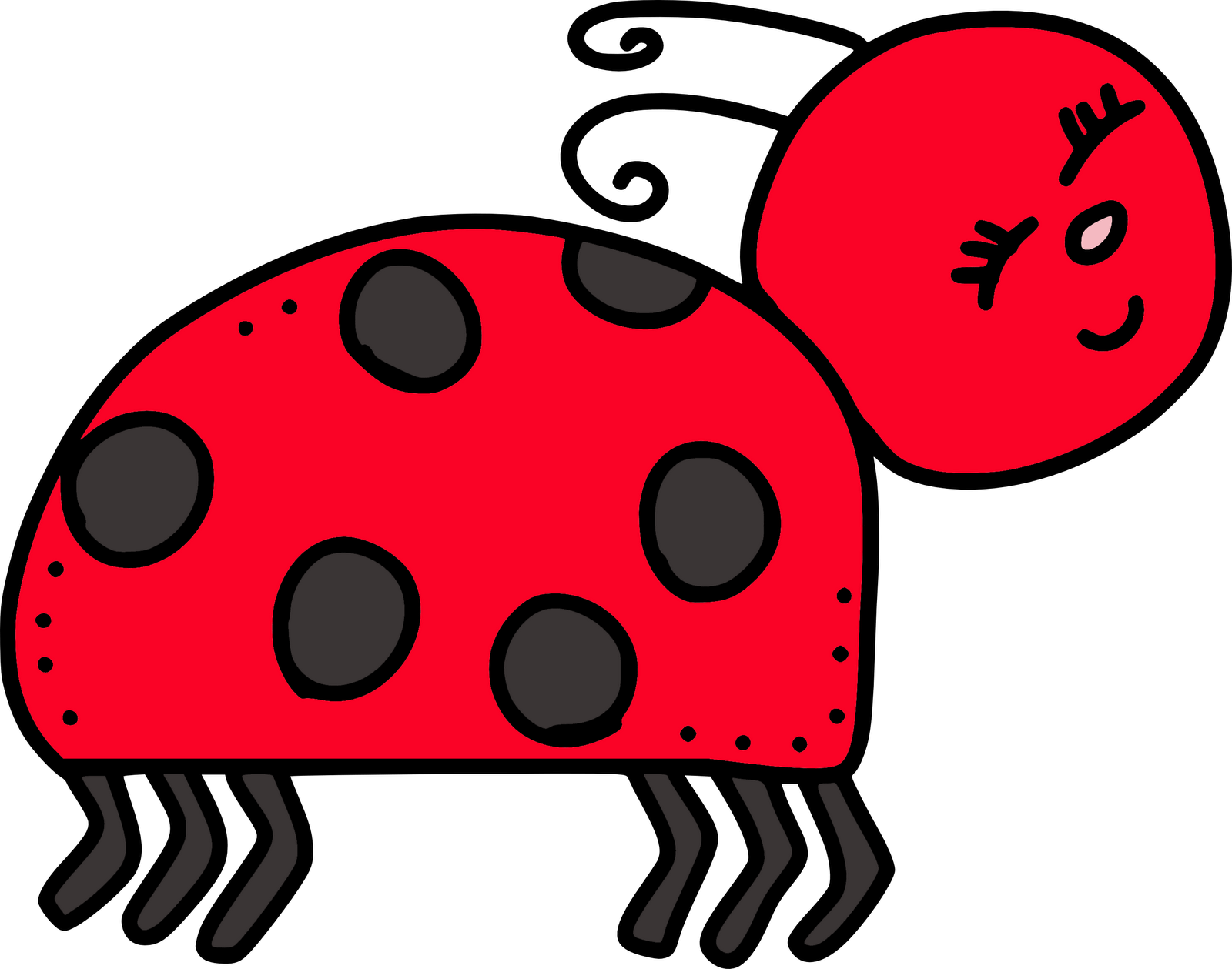 hight resolution of bug clip art free clipart library