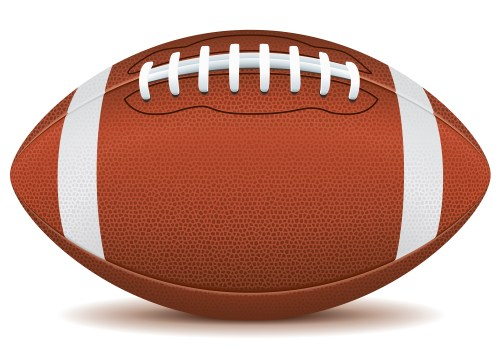 small resolution of football clip art free clipart library