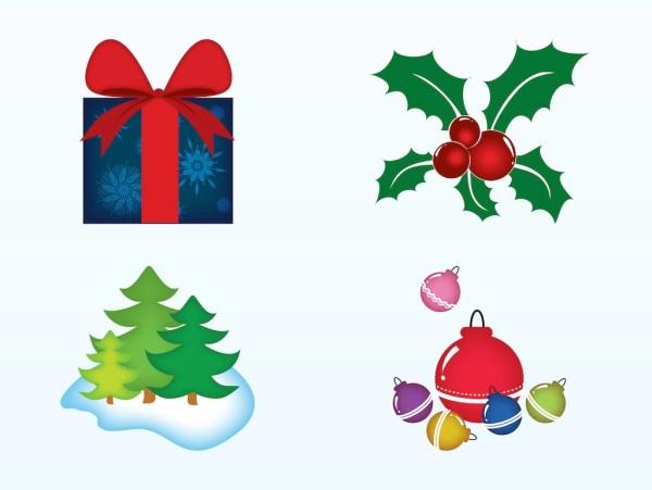 free christmas logos