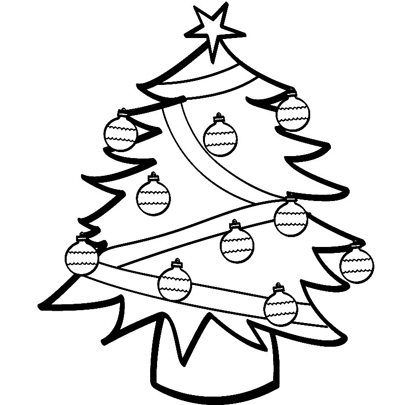 Free Pretty Christmas Tree Pictures, Download Free Clip