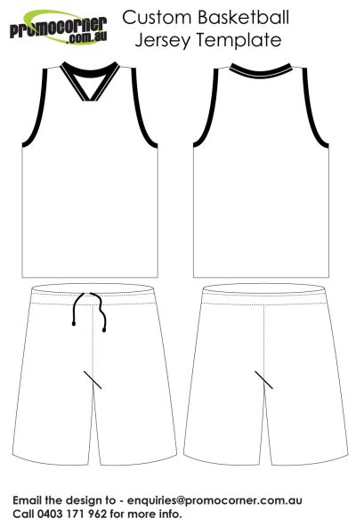Free Basketball Jersey Template, Download Free Clip Art ...