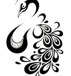 peacock tattoo design imgur [ 1956 x 2580 Pixel ]