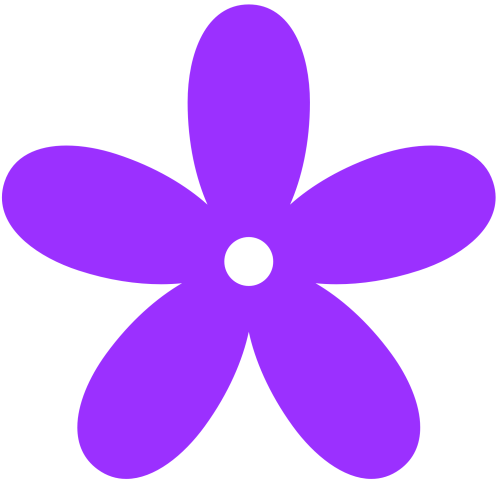 small resolution of flowers for purple flower clip art