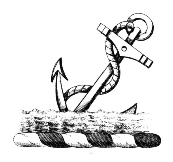 anchor clipart anchors and sailors
